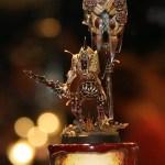 Golden Demon UK 2012 Warhammer 40k Single Silver