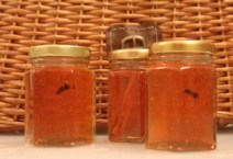 mulled apple jelly