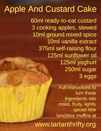 apple and custard cake - New Page