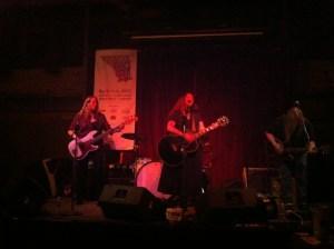 Shelly King Band at Padres. Marfa.