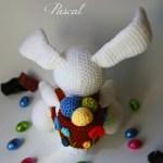 Conejito de Pascua Pascal Tarturumies
