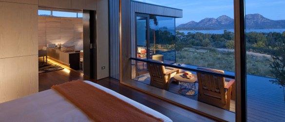 East Coast Tasmania Luxury Accommodation