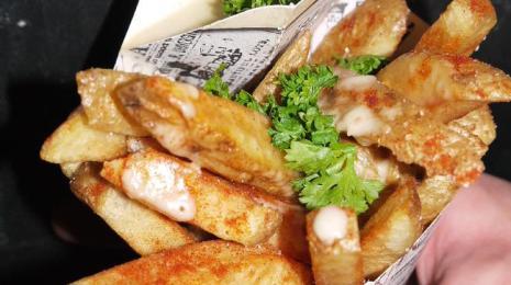 Fancy Fries Taste and Liquor Street Food Southside Birmigham