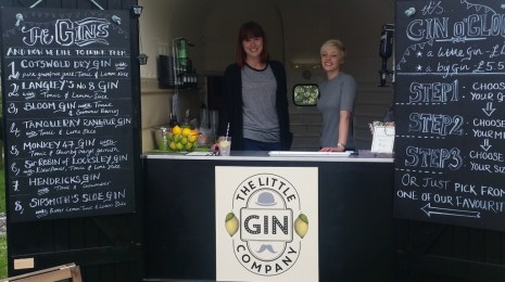 The-Little-Gin-Company-aFleet Street Food Feastival Birmingham
