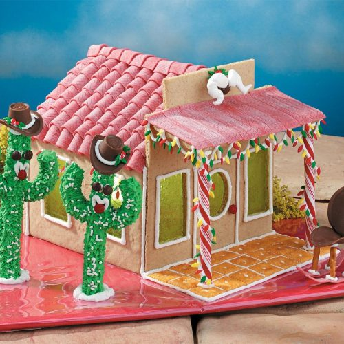 Medium Of Gingerbread House Ideas