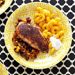 Enticing Blackened Ken Beans Recipe Taste Home Blackened Ken Recipe Alfredo Blackened Ken Recipe Emeril