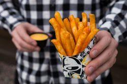 Tremendous Taco Nacho Fries Are Ir Most Successful Item Launch Ever Tasteof Home Taco Nacho Fries Are Ir Most Successful Item Launch Ever Nacho Fries Box Taco Bell Carbs Nacho Fries Box Review