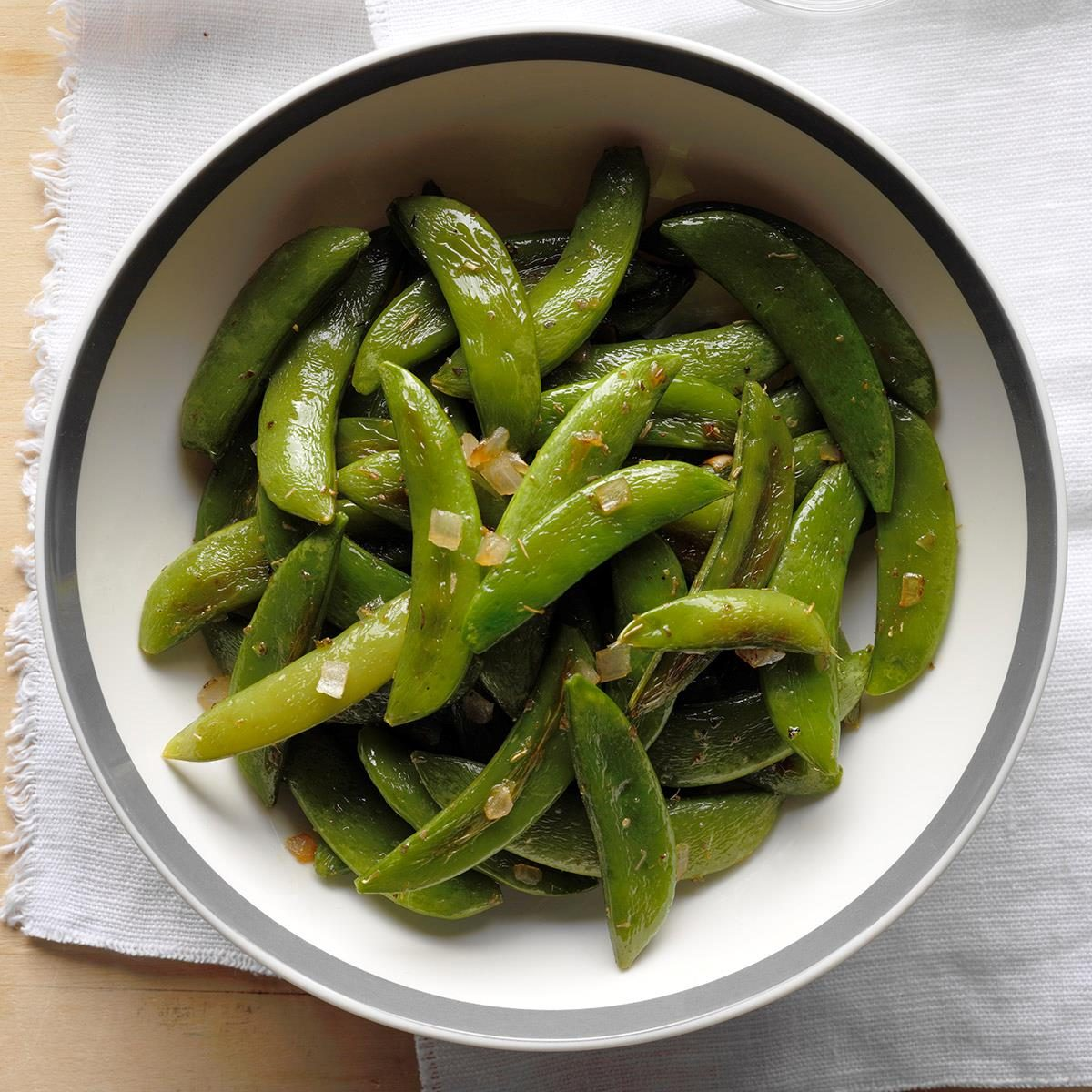 Fullsize Of How To Cook Snap Peas