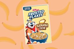Tempting Reveals New Frosted Flakes Flavor Taste Marshmallows Home Kellogg S Frosted Flakes Ingredients Kellogg S Frosted Flakes