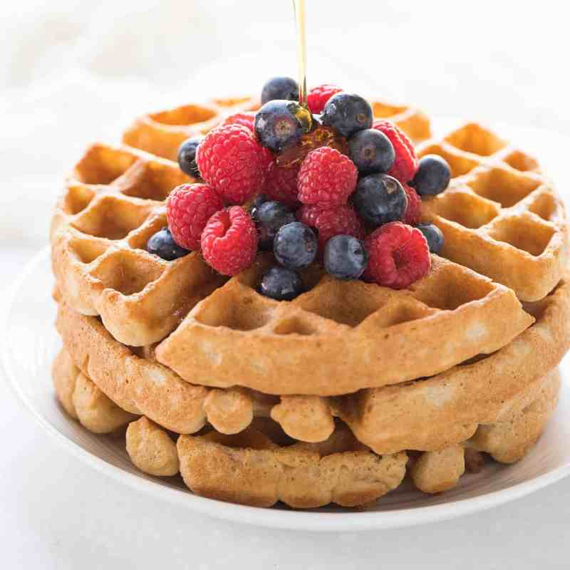 Large Of Pioneer Woman Waffles