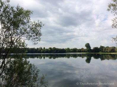 Tauchen im Ilsesee, Bayern