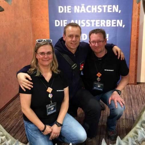 SHARKPROJECT, Sea Sheperd, Nikki&Markus