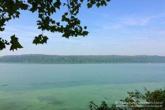Tauchen im Bodensee, Überlinger See
