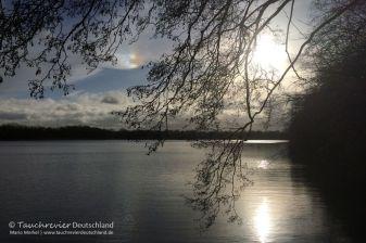 Zansen, Tauchen im Zansen, Tauchen in Mecklenburg-Vorpommern