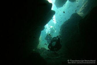 Cala Ratjada, Mallorca, Mero-Diving