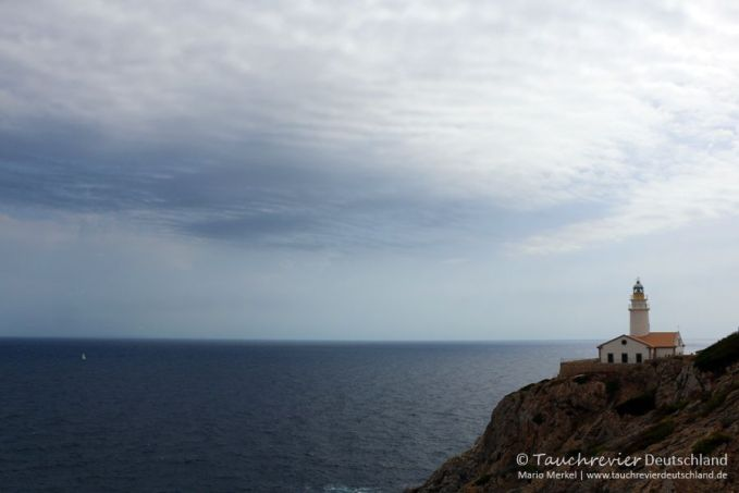 Leuchtturm, Mallorca, Cala Ratjada