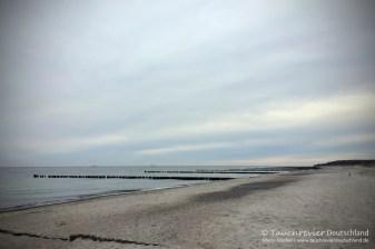 Strand Börgerende, Tauchen in der Ostsee, Tauchen in Mecklenburg-Vorpommern