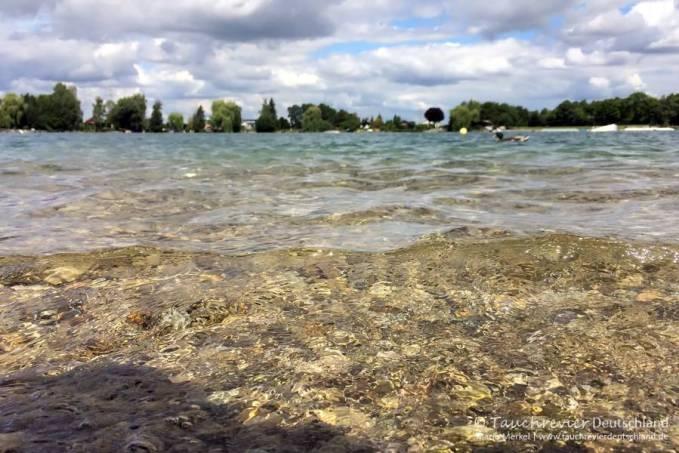 Friedberger See, Tauchen im Friedberger See, Tauchen in Bayern