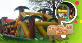 Les loupiots du lac