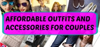 Affordable Outfits and Accessories for Couples