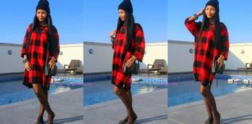 ootd, lookbook, plaid, tartan, sweater, oversized, h&m,