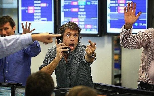 STOCKMARKET-VOLATILITY