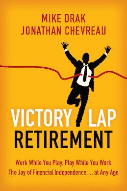 Book Review: Victory Lap Retirement (And a book contest!!!)