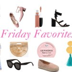 Friday Favorites- February