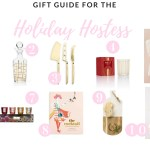 Gift Guide: For The Holiday Hostess