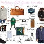 Gift Guide:Holiday Gift Guide For Him +  $1000 Nordstrom Gift Card Giveaway