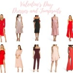 Valentine's Day Dresses + Jumpsuits