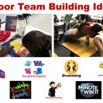 Indoor Team Building Ideas