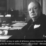 Team Building Quotes by Winston Churchill