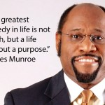 Motivational Quotes by Myles Munroe