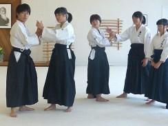 Ryosuke, Miai, Fumika, Tomoyo, Kanako