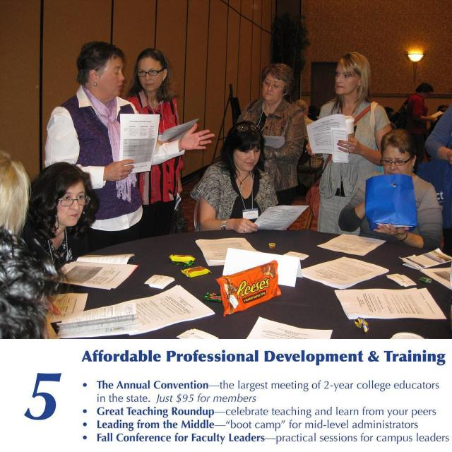 Top Ten Reasons to Join TCCTA 5 Affordable Professional Developmenthellip