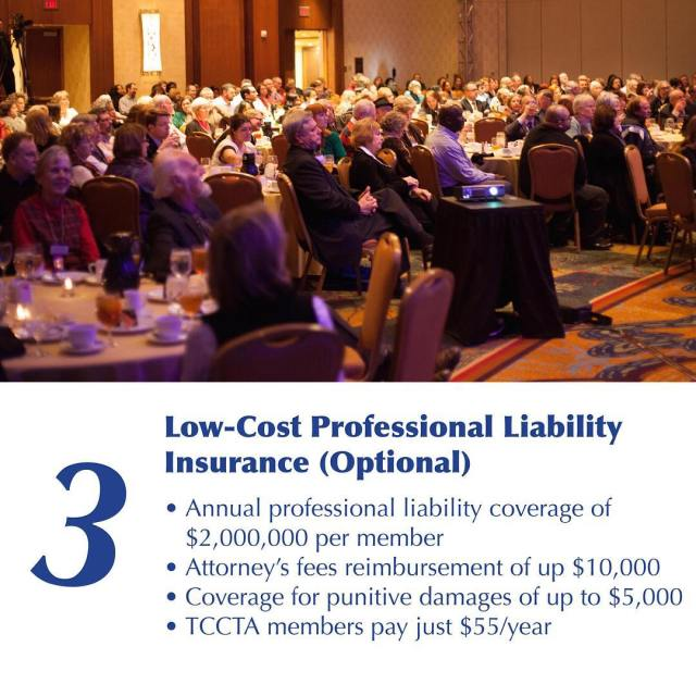 Top Ten Reasons to Join TCCTA 3 LowCost Professional Liabilityhellip