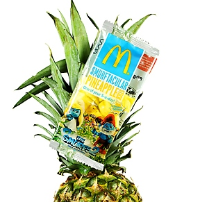 Promotional films - McDonald's Pineapple