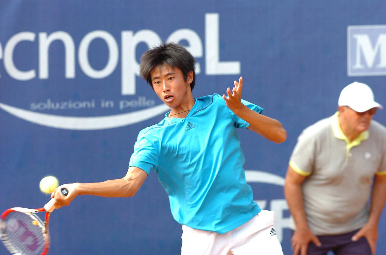 Il giapponese Naoki Nakagawa, vincitore nel 2014