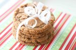 wrapped up molasses snickerdoodles
