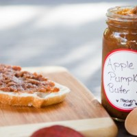 Crock Pot Apple Pumpkin Butter