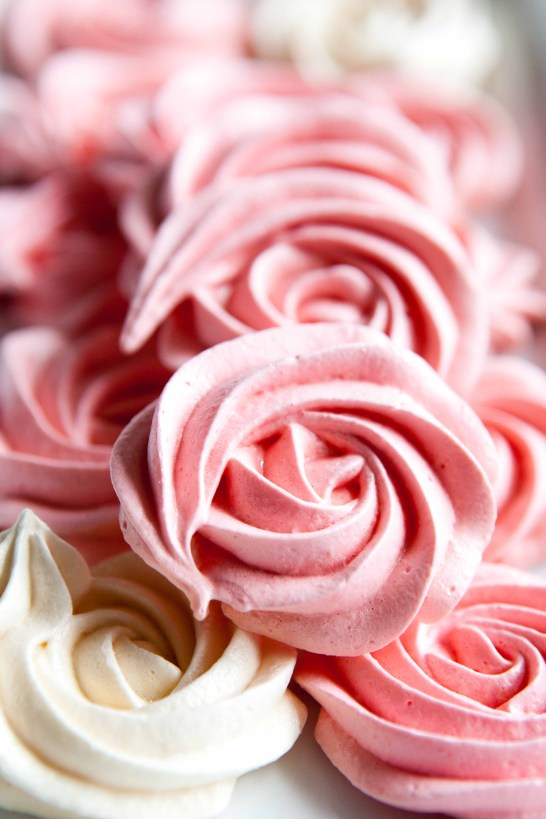meringue roses for mothers day-4457
