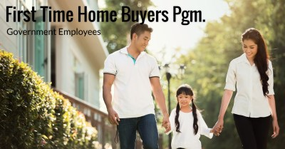 First Time Home Buyers Program for Government Employees