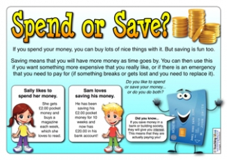 UK Money Poster | Teaching Ideas