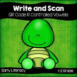 Write and Scan R Controlled Vowels