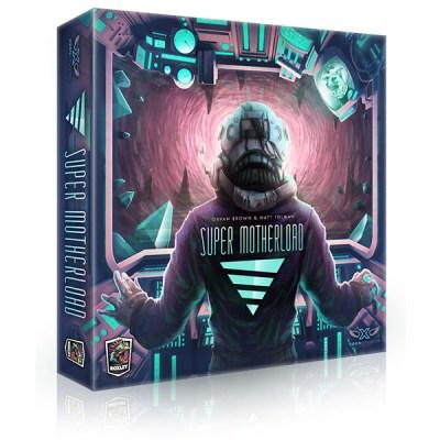Super Motherload - Cover