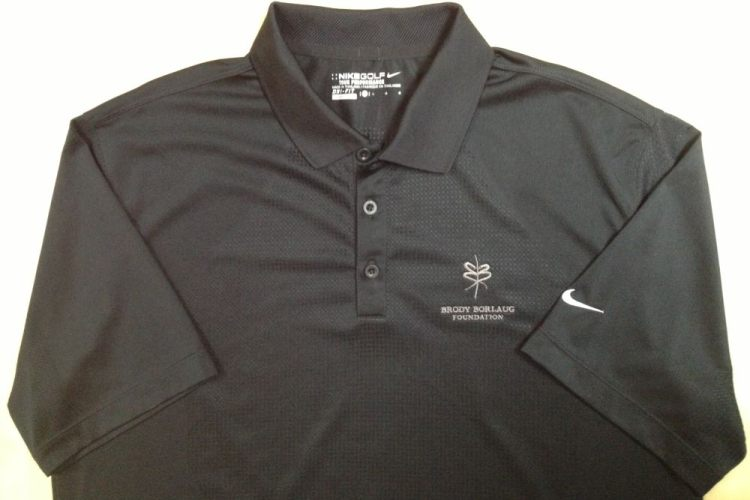 Nike BBF Logo Dri-Fit Golf Shirt