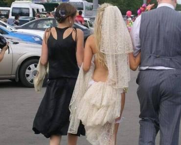 Awkward slutty wedding photography from Team Jimmy Joe, funny the worst