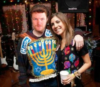 Dale Earnhardt jr in his ugly christmas sweater Holiday sweater funny pictures funny nascar driver pictures photos