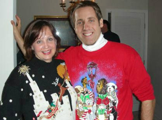 Funny Pictures of Greg Biffle Ugly Christmas Sweaters Funny NASCAR Tacky Christmas NASCAR Driver Pictures Photos Pics
